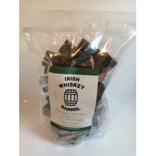 Authentic Irish Whiskey Coopers Croze Lump Wood