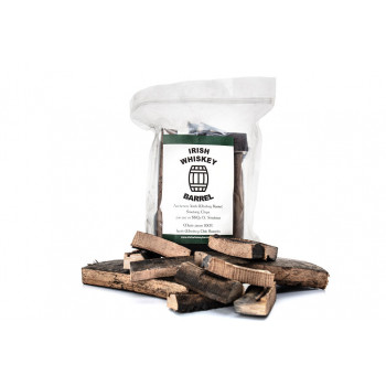Authentic Irish Whiskey Stave Lump Wood