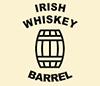 Irish Whiskey Barrel